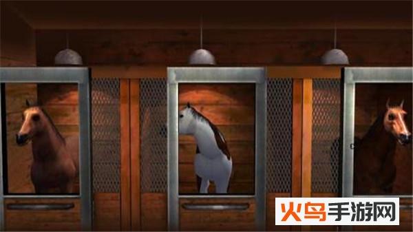 马匹模拟飞跃障碍手游截图2