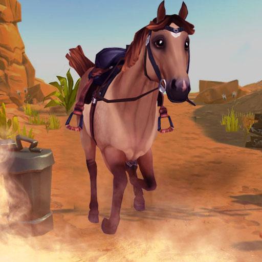 马匹模拟飞跃障碍手游安卓v1.2公测版