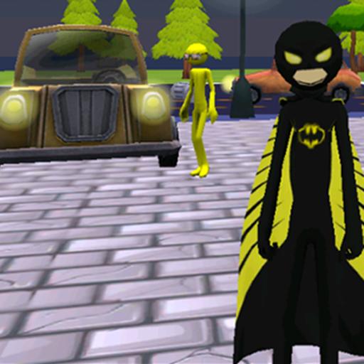 蝙蝠侠火柴人手游安卓v1.0公测版