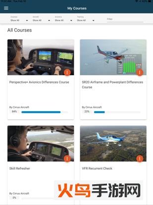 Cirrus Aircraft软件截图2