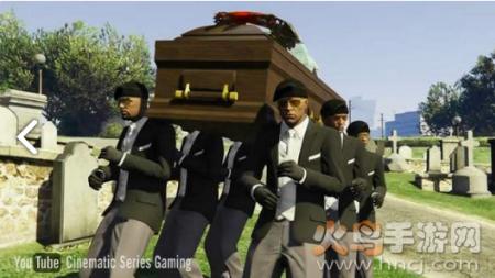 黑人抬棺无限金币版游戏下载