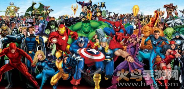 漫威超级英雄游戏合集