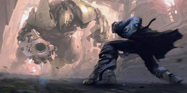 机器人大战游戏