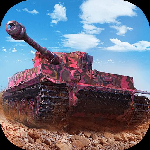 坦克世界闪击战无限金币版v7.6.0.172