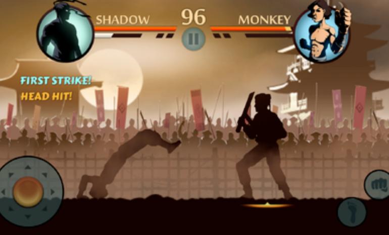 暗影格斗2无限金币版安卓游戏下载