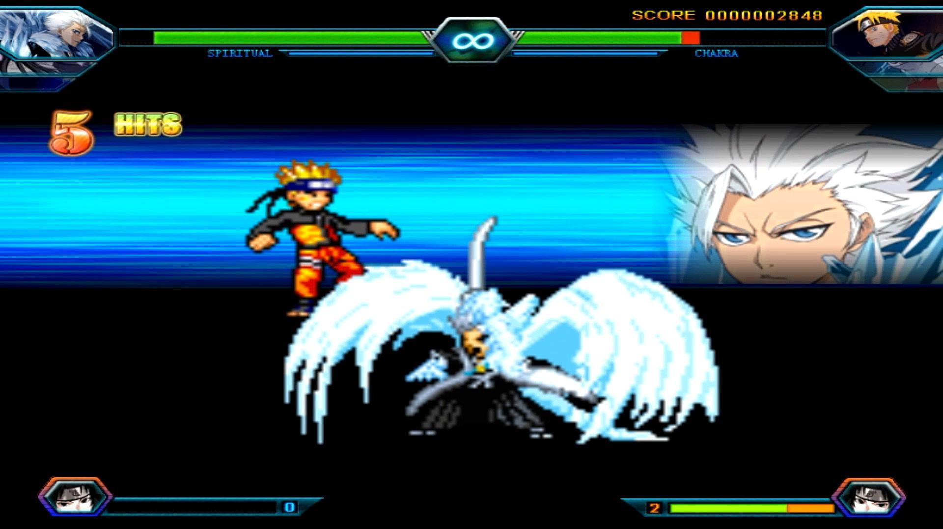 死神vs火影3.5手游下载截图2